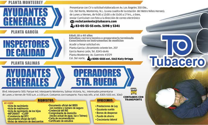 EMPLEO - fundicion - tratamientos termicos